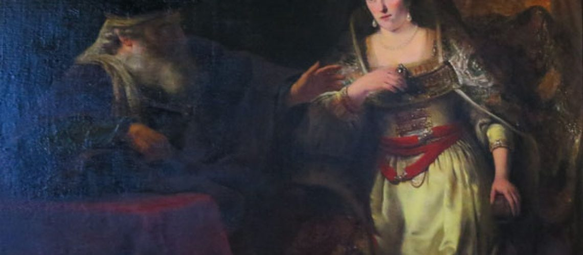 'Esther_and_Mordecai'_by_Ferdinand_Bol,_1654,_The_Hermitage