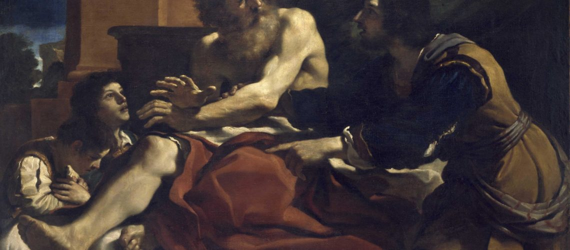 Guercino_Jacob_Ephraim_and_Manasseh